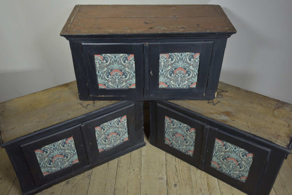 19th Century Stacking Chests