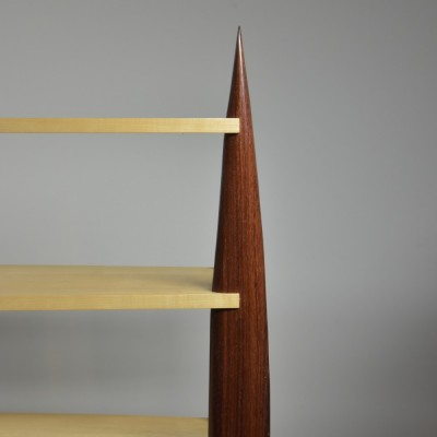 Sculptural Bookcase Shelves
