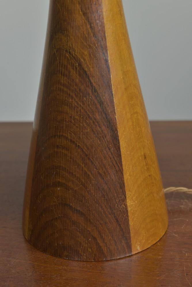Malaysian Hardwood Lamp