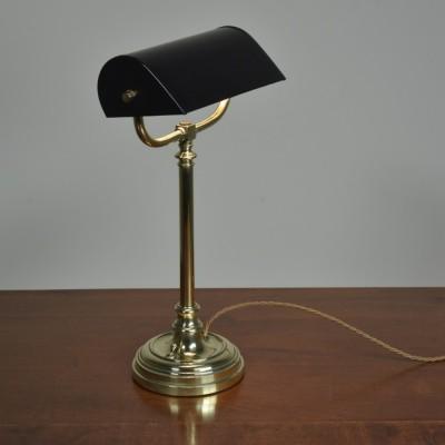 Very Good Bankers Lamp