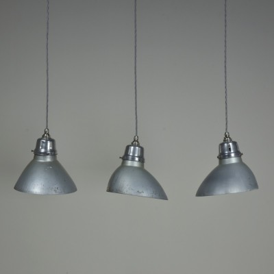 Silvered / Mirrored Pendant Lights / Shades