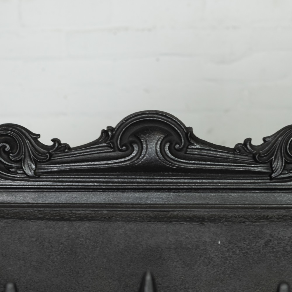 Antique Regency hob grate in the manner of George Bullock