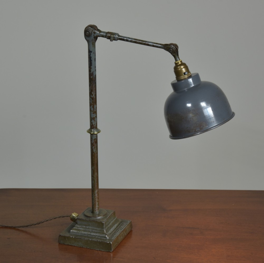 Dugdill's Table Lamp