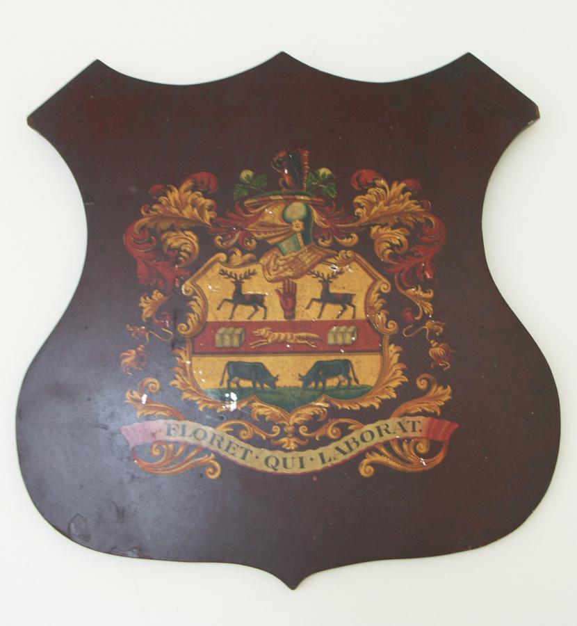 Lancashire borough  coat of arms crest