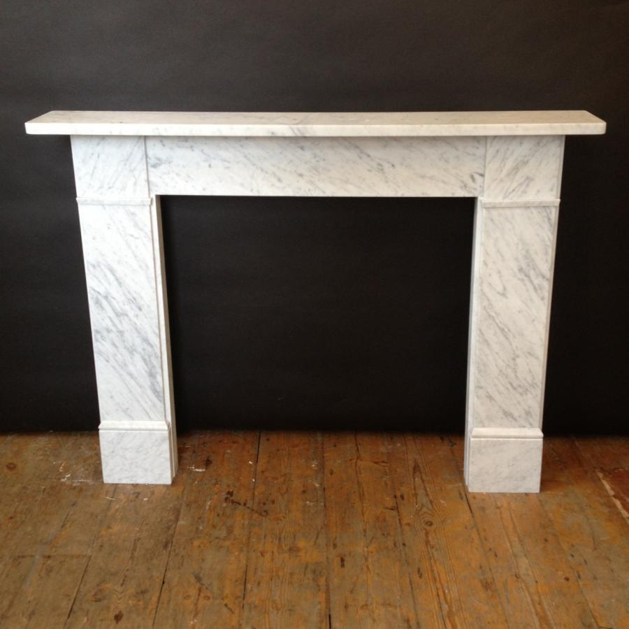 Victorian Style Marble Fireplace Surround