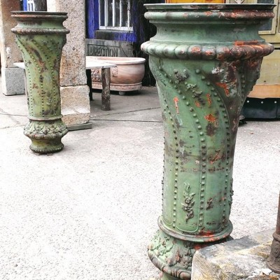 Garden vase cornucopia monumental - vase de jardin monumental