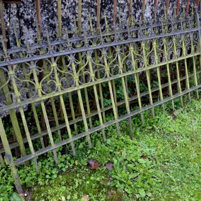 Victorian Fence  - Barriere style Republique