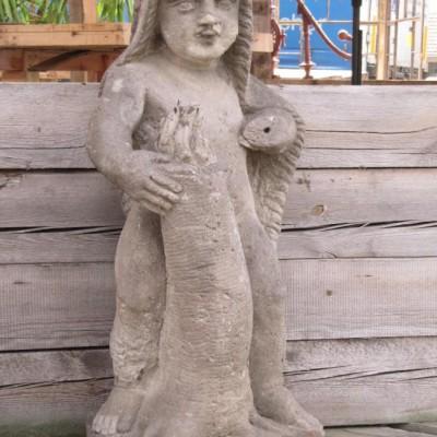 """Sculpture """"The Winter"""""""