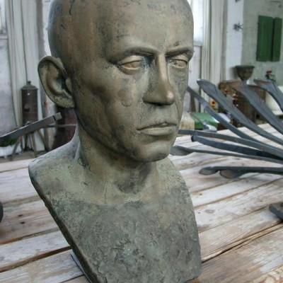 Bronze from Hans Beimler - Bronze de Hans Beimler