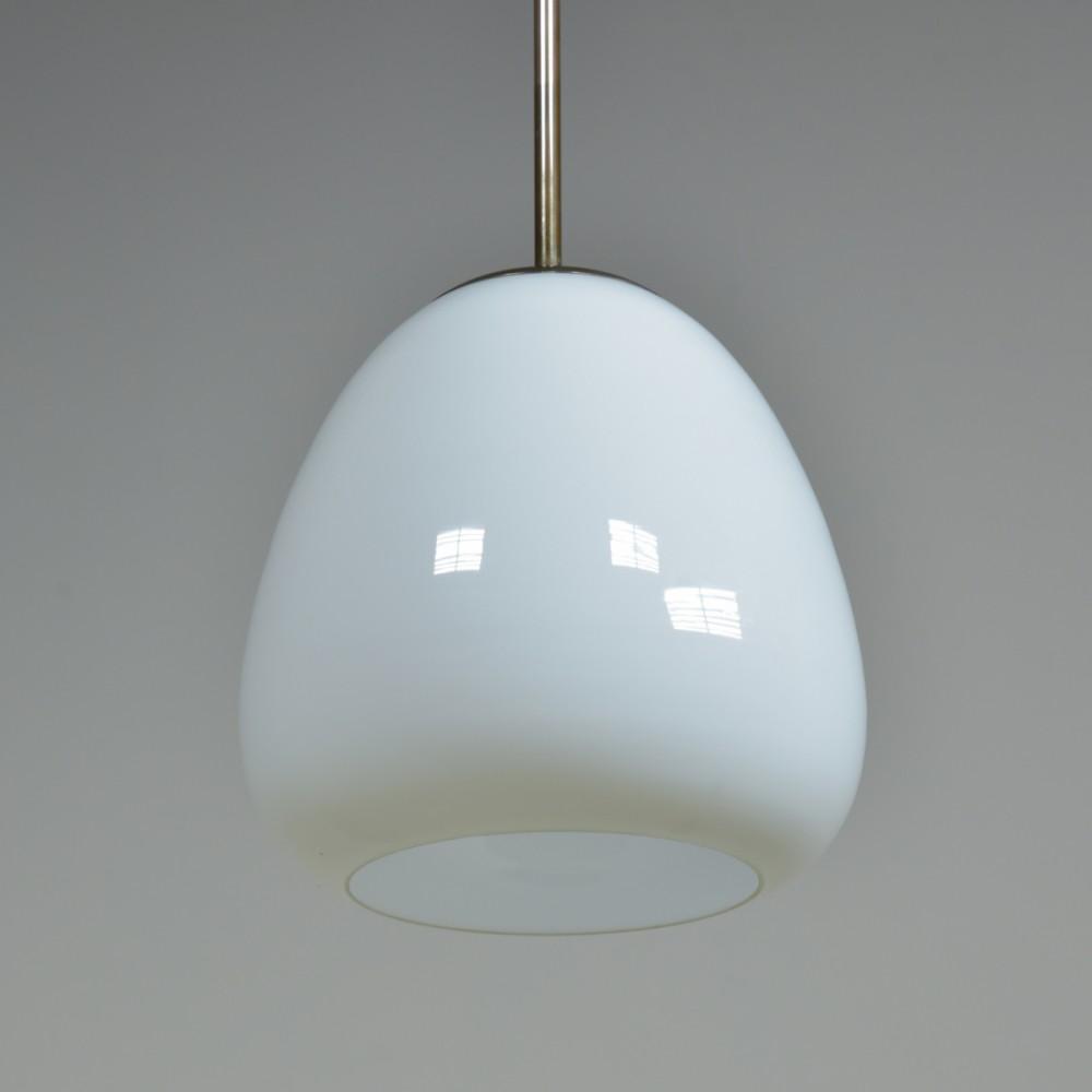 """Acorn"" Opaline Lights"