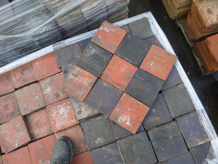 For Sale Victorian Quarry Tiles Salvoweb Uk
