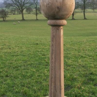 victorian maypole
