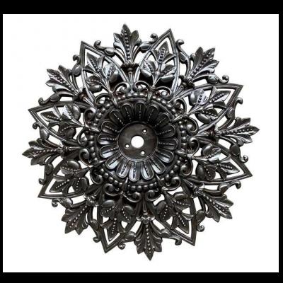 Decorative Antique Hand Polished Cast Iron Ceiling Rose