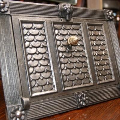 Victorian cast iron vent