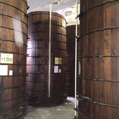 Reclaimed French Oak Barrels - approx 300 m3