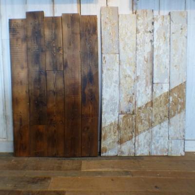 5.75 Inch Reclaimed Pine Flat Edge Flooring Floor Boards RWI5777