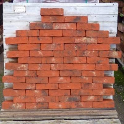 Reclaimed Cheshire handmade bricks IMP