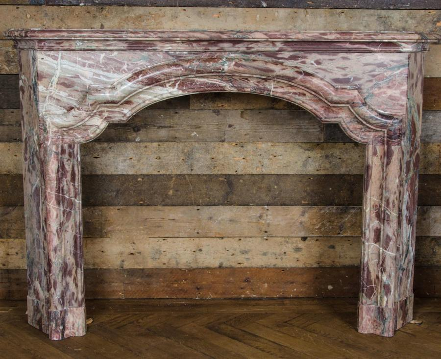 antique marble fireplace mantels.  Antique French Sarancolin Marble Fireplace Surround Salvoweb com