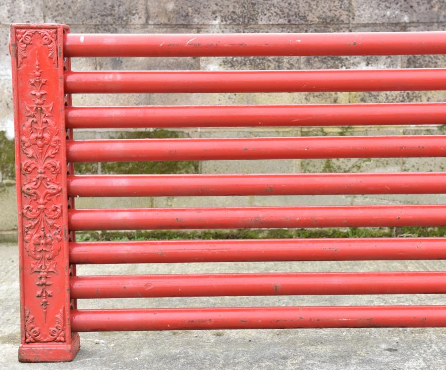 decorative antique  cast iron show jumping radiator
