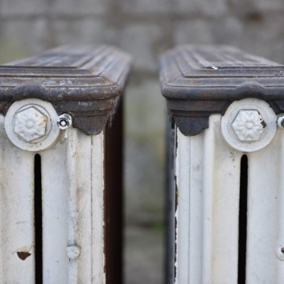 antique cast iron radiators ex manchester university