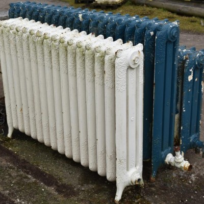 antique decorative cast iron radiators