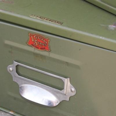 Veteran Series filing trays