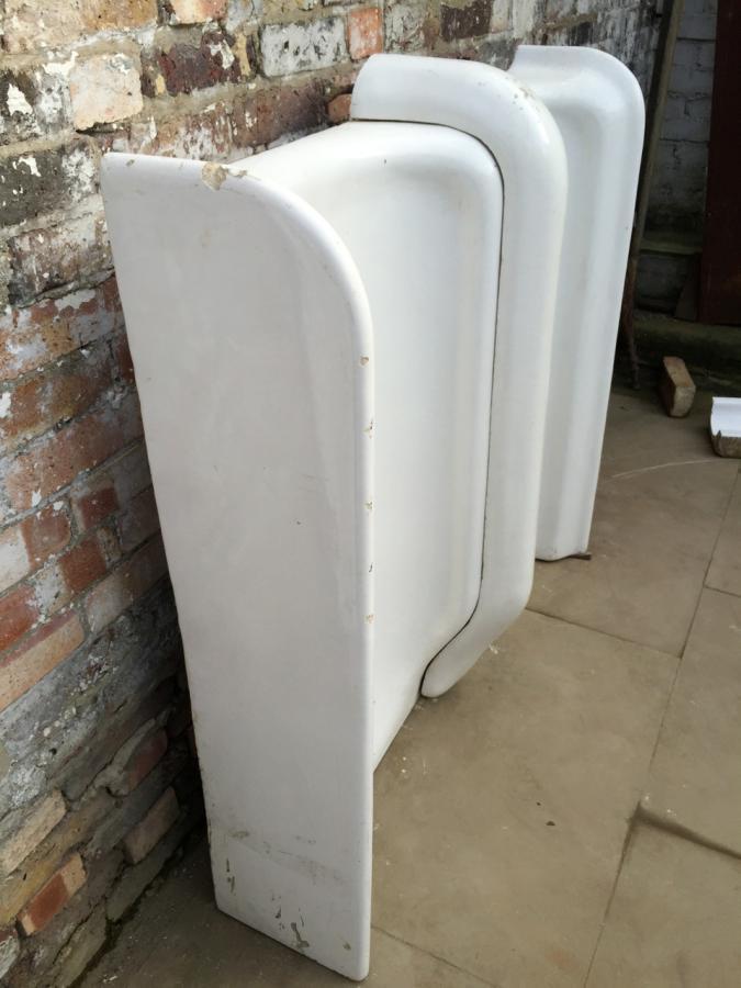For Sale Antique Porcelain Urinals- SalvoWEB UK