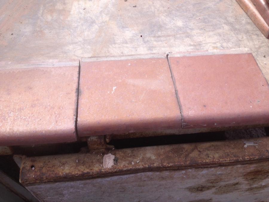 For Sale 8 Quot X 8 Quot Bull Nose Quarry Tiles Salvoweb Uk