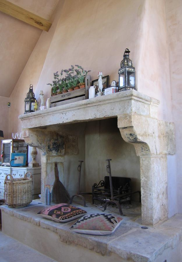 For sale example of completed project salvoweb uk for French country stone fireplace