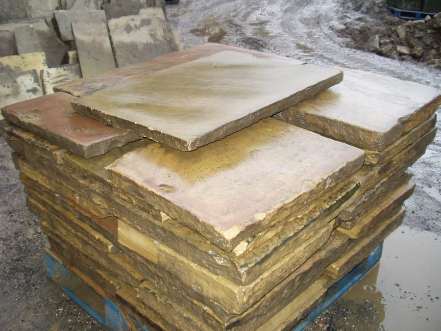 Yorkshire Flags - Reclaimed - Top Quality - Abacus Stone Sales