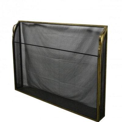A large reclaimed spark guard C. 1950.