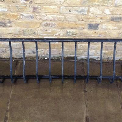 Reclaimed Wrought Iron Balconette Railings