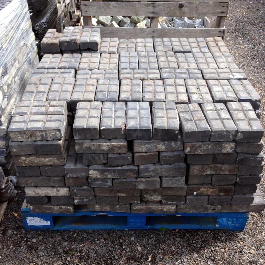 Reclaimed Chocolate Blocks