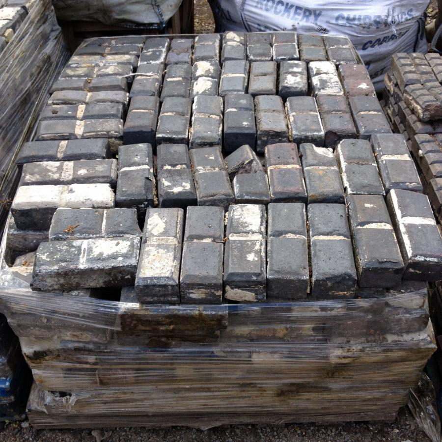 Reclaimed Staffordshire Blue Stable Blocks