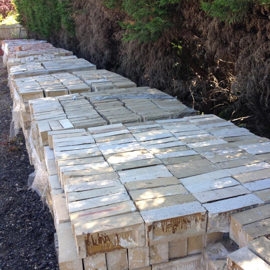 Reclaimed Rock Bricks Of Buckley