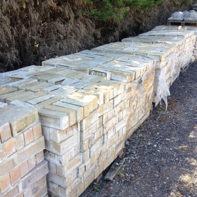 Reclaimed Rock Bricks Of Buckley