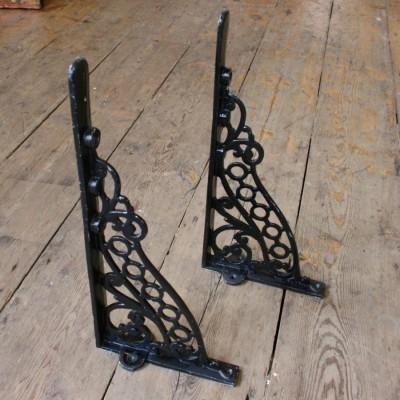 Victorian Style Decorative Brackets