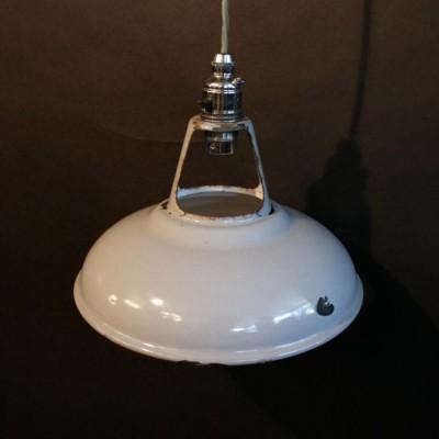 Enamelled Factory Light