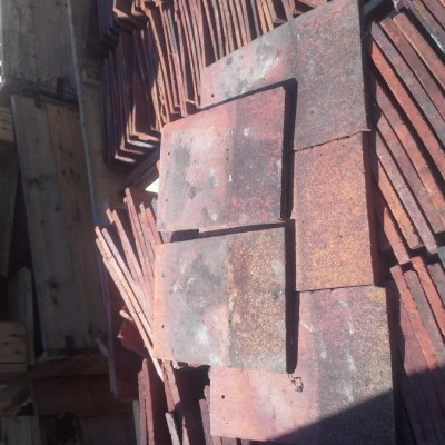 Rosemery clay roof tiles