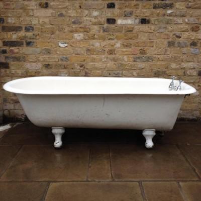 Reclaimed Cast Iron Bath