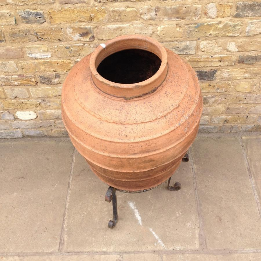 Reclaimed Terracotta Planter