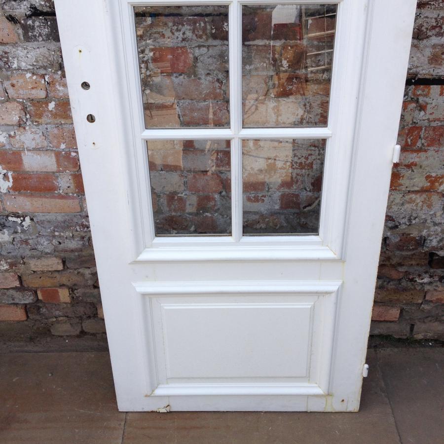 Decorative Glazed Door & For Sale Decorative Glazed Door Salvo UK - Architectural Salvage ...