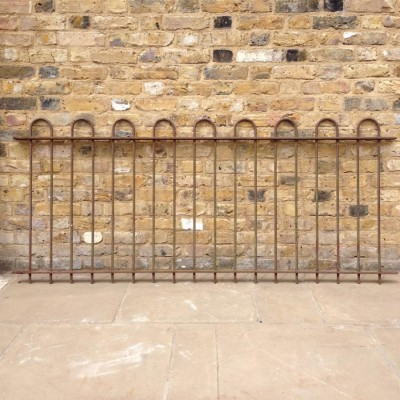 Two Pieces Of Railings