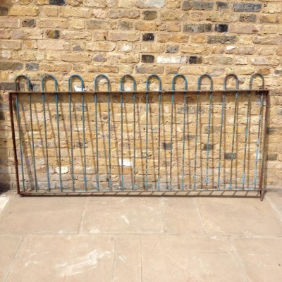 A Reclaimed Piece Of Railing