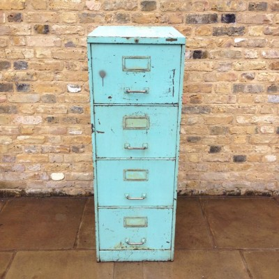 Reclaimed Industrial Drawers