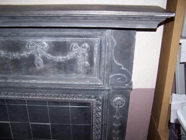 victorian cast  surround with portrait