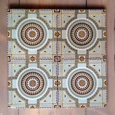 Set of Antique Minton Tiles