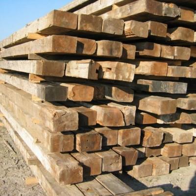 poutre sapin ancien - antique reclaimed pine beams