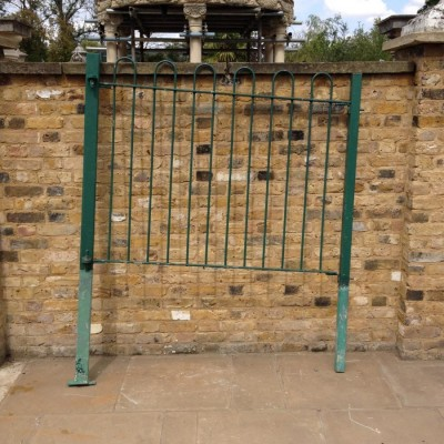 Reclaimed Hairpin Railings And Gates