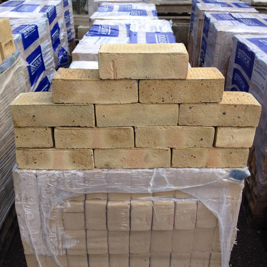 Large Quantity Of Yellow Ibstock Bricks